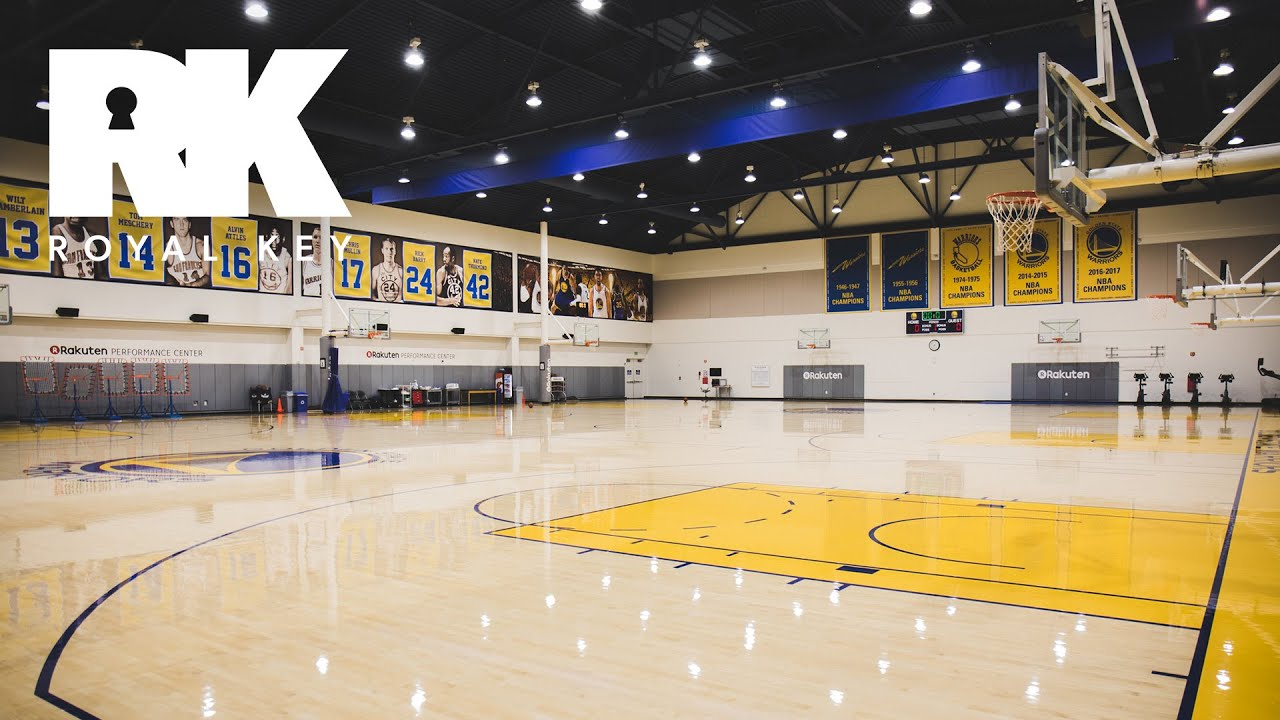2ef5a5b7b130 We Toured the Golden State Warriors  Sneaker-Filled Basketball ...