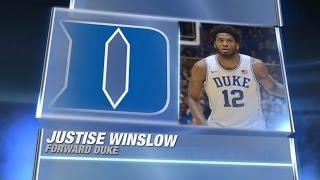 Duke Super Frosh Justise Winslow Has Career Night vs Syracuse