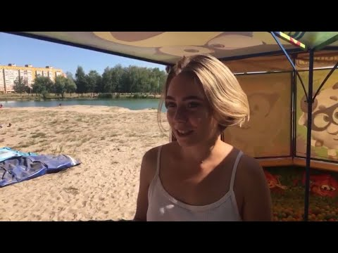 Ask Ukrainian Girls On The Beach LIVE In Sumy Ukraine