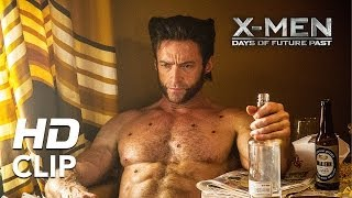 "X-Men: Days Of Future Past | ""Wolverine Meets Beast"" 