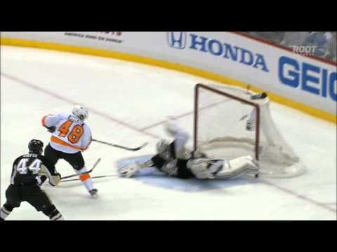 2012 Stanley Cup Playoffs: Eastern Quarterfinals, Game 1 - Penguins vs. Flyers (04/11/2012)