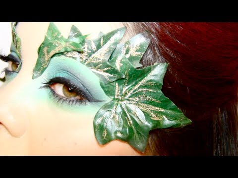 poison ivy mask tutorial