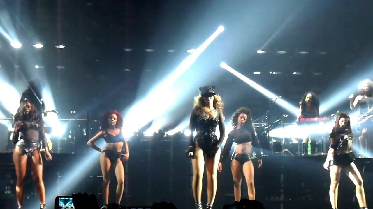 Beyonce diva hq bratislava slovnaft live 2013 youtube - Beyonce diva video ...