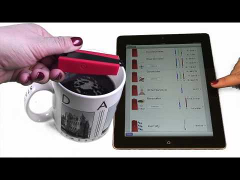 Bluetooth® Smart SensorTag - How can YOU design?