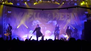Helloween - Waiting for the Thunder LIVE @ Hellish Tour II, Estragon, Bologna, 6 March 2013