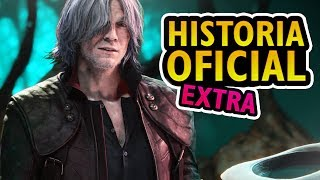 ¿Qué pasó con las Armas de Dante? │Devil May Cry: CD-DRAMA Resumen Vol. 1