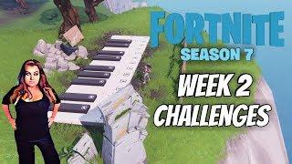 Season 7 Week 2 Fortnite Challenges Leaked