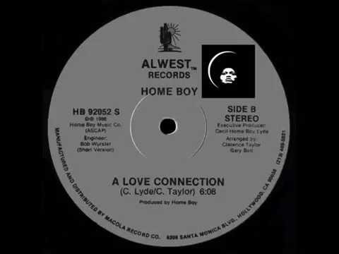 STARFUNK - HOME BOY - A love connection  - Funk 1986