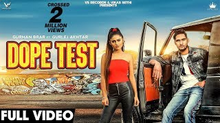 dope-test-gurman-brar-gurlez-akhtar-music-empire-new-punjabi-songs-vs-record