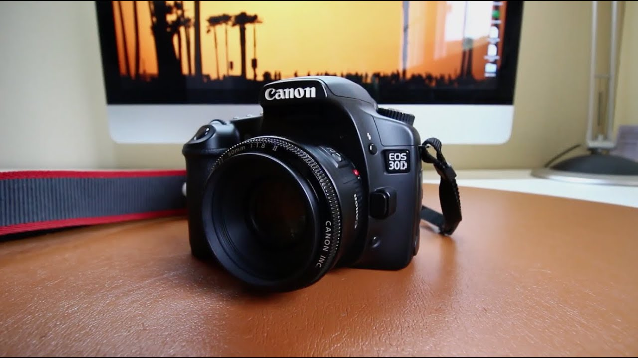 Download Canon EOS 30D revisión + comparativa con 700D (T5i)