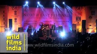 Simanta Sekhar outstanding performance at NEF 2014