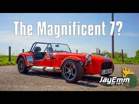 The Caterham Seven 310S - The Ultimate Driving Machine?