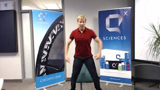 Cellercise® redefines exercise
