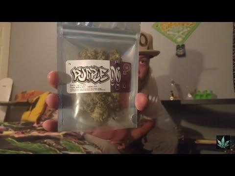 PURPLE OG - (Purple Kush x OG Kush) - OFFICIAL CANNABIS LEAFLY STRAIN REVIEW