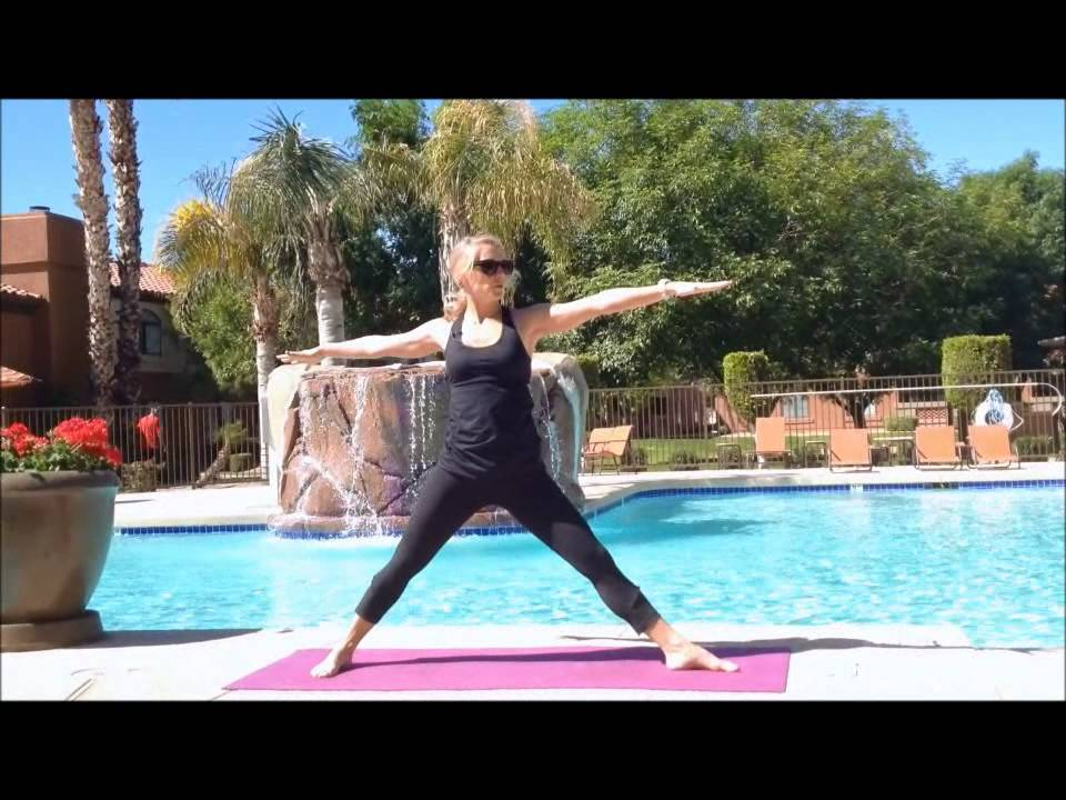 Krista Core Power Yoga Free Online Yoga Full Session By Yogurus Youtube