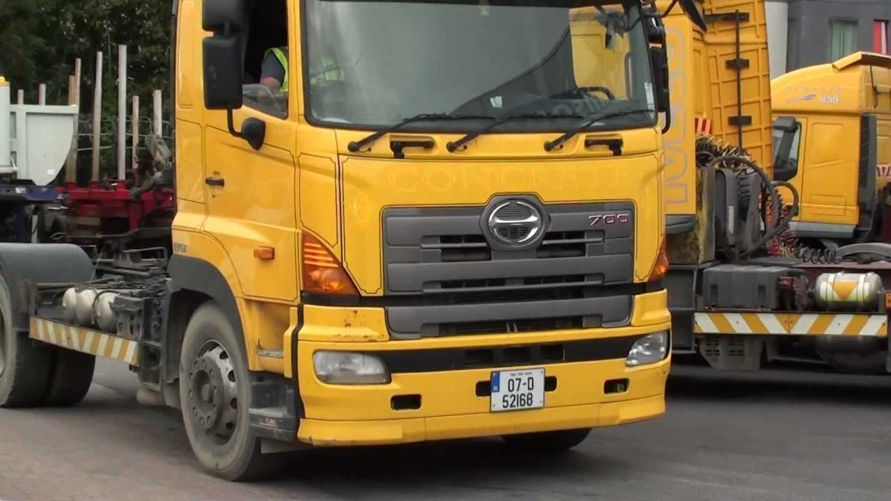 Hino Truck Super F Series GH1H Workshop Manual download - Ecomanual