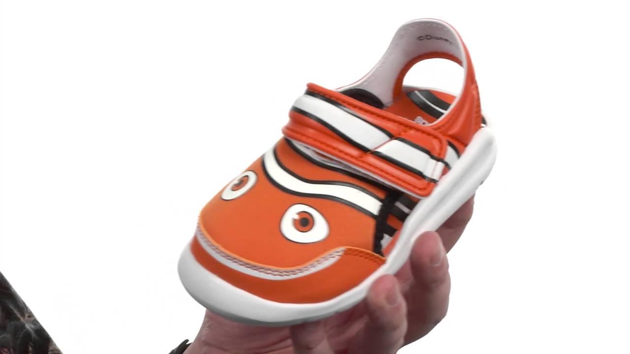 adidas Kids Disney Nemo FlexZee (Infant/Toddler) SKU:8638216