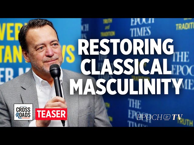 Restoring the Values of Classical Masculinity With Outdoor Mentorship—Interview With Mark Hancock