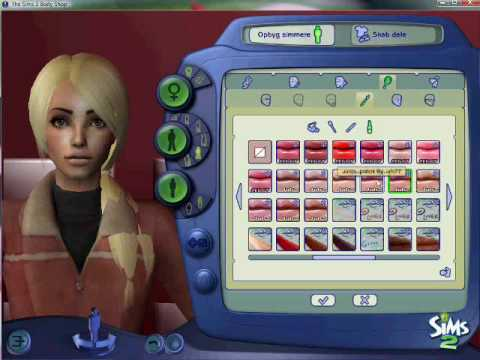 Body Shop Tutorial The Sims 2