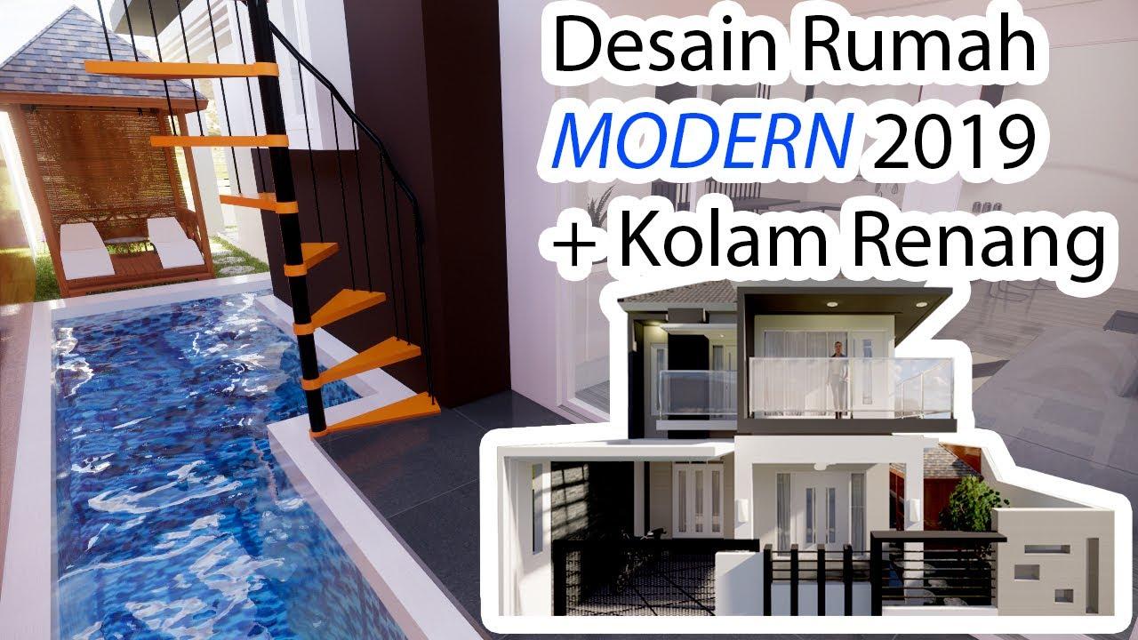 4800 Koleksi Desain Interior Rumah Minimalis Kolam Renang Terbaru