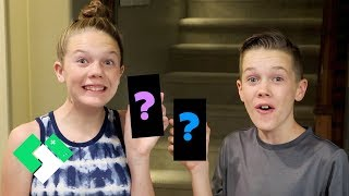 New Phones For The Kids! | Clintus.tv thumbnail