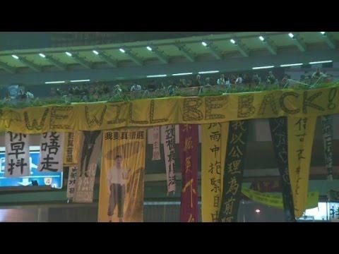 Hong Kong protest rally