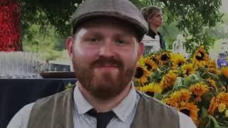 "American Grown ""Field to Vase"" Dinner • September 14, 2016 • Quakertown, PA"