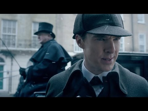 Sherlock: A First Look at the Sherlock Special