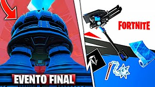 1 Phase of The Final Rocket Event AND New Secret Free Pack Fortnite Battle Royale