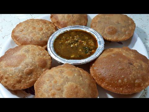 आगरा की फेमस हलवाई वाली बेड़मी पूरी और आलू की सब्जी बनाये अब घर पर आसानी से  Breakfast recipe