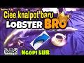 RX king pasang Knalpot lobster udang