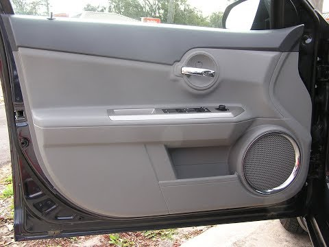dodge-avenger-removing-speaker---front-door