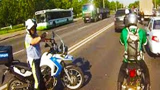 Awesome! Best Police Vs Motorcycles Chase EPIC Funny Fail & Crash Compilation 2015