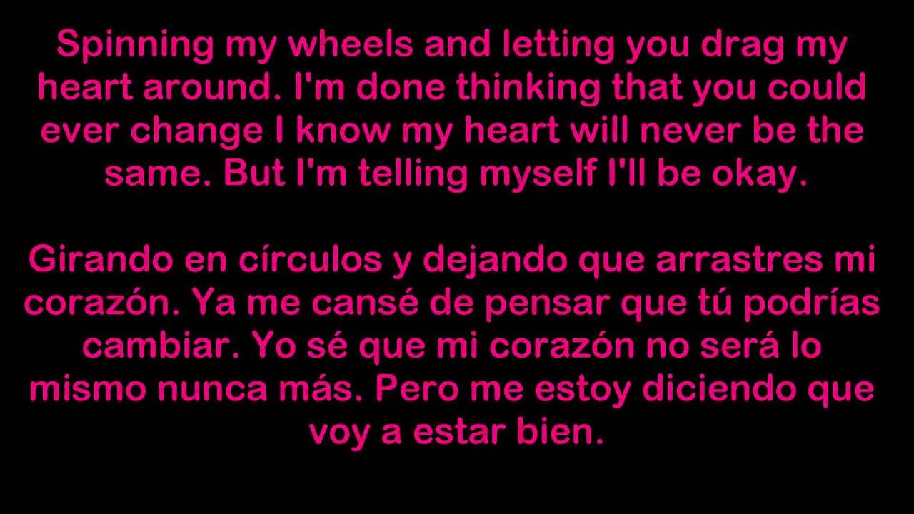 Leighton Meester – A Little Bit Stronger Lyrics | Genius ...