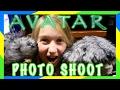 PANDORA: World of Avatar Photo Shoot | ANIMAL KINGDOM LODGE🐰