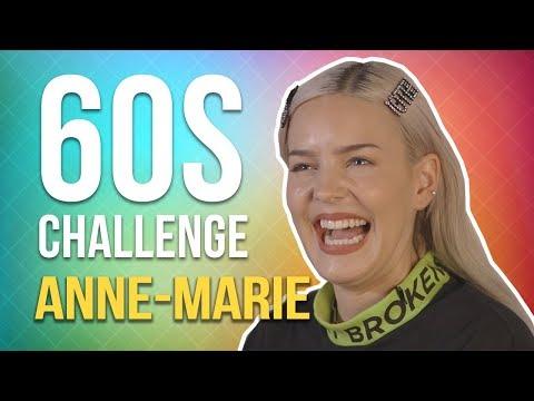 60S Challenge 6: Anne-Marie  6CAST
