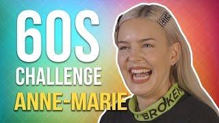 60S Challenge (#6): Anne-Marie   6CAST