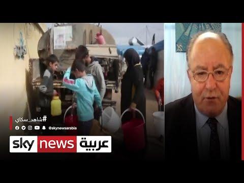 فاضل الزعبي: زيادة الصراعات المسلحة يؤثر سلبا على الأمن الغذائي
