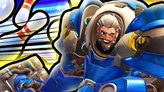 Overwatch   Top 7 Ways to Boop Players Off The Map