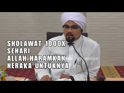 Keistimewaan Sholawat 1000 Kali Dalam Sehari