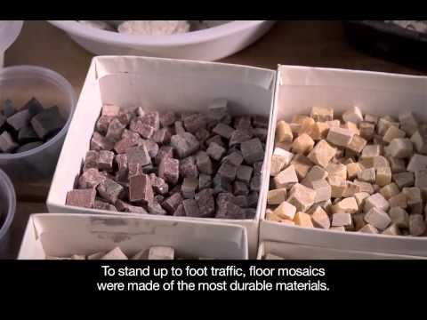 LaunchPad: Ancient and Byzantine Mosaic Materials