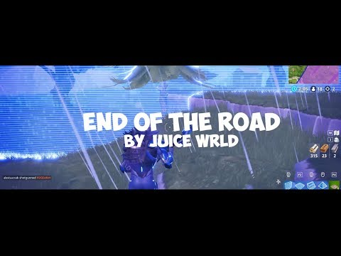 Juice WRLD - End Of The Road (Fortnite Edit)