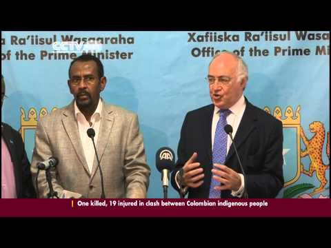 SOMA Oil signs contract with Somalia