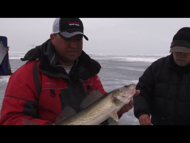 Tony Roach Fishing Report Late January 2017
