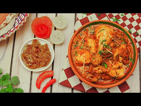 how to make chicken achari recipe