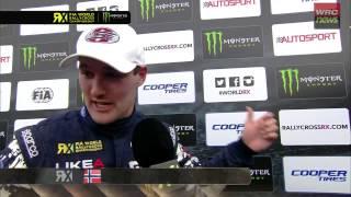 World RX: Supercar Final Lydden Hill WRC News