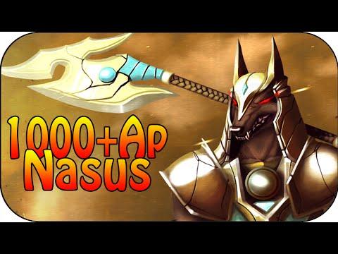 1000+ Full AP NASUS + OP Waveclear [Ger]