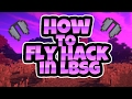 HOW TO FLY HACK IN MCPE SERVERS 2017 UPDATED