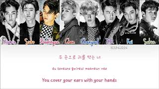 EXO   Sweet Lies Color Coded Han Rom Eng Lyrics   by Seungbin