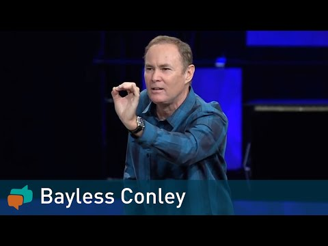 The Power of Vision - Part 2 // Bayless Conley